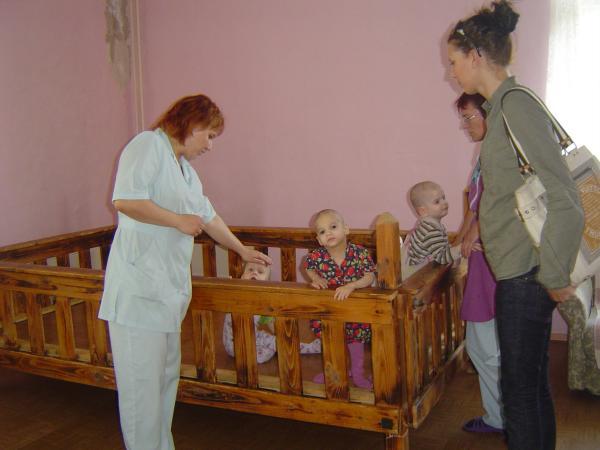Псковский дом малютки