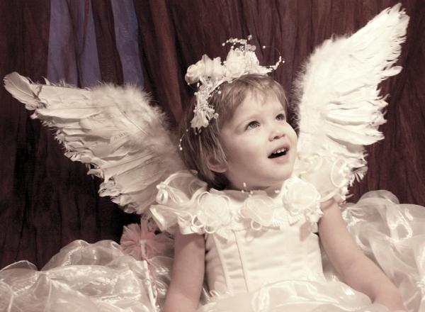 Ангелочик секси