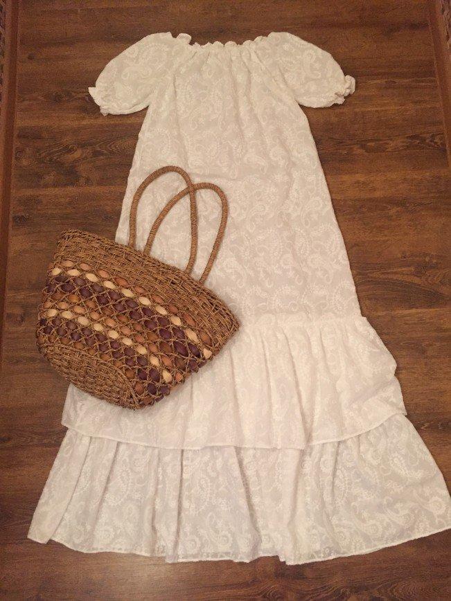 Новое платье хлопок  От 170 см  3900