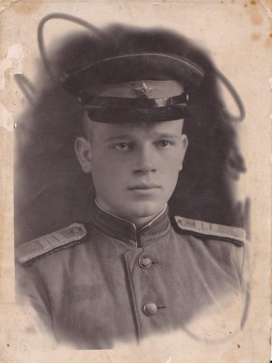 mesyachuck Анисимов Алексей Яковлевич. Бессмертный полк.