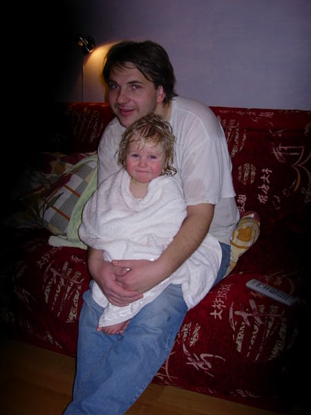 ХА с ребенком