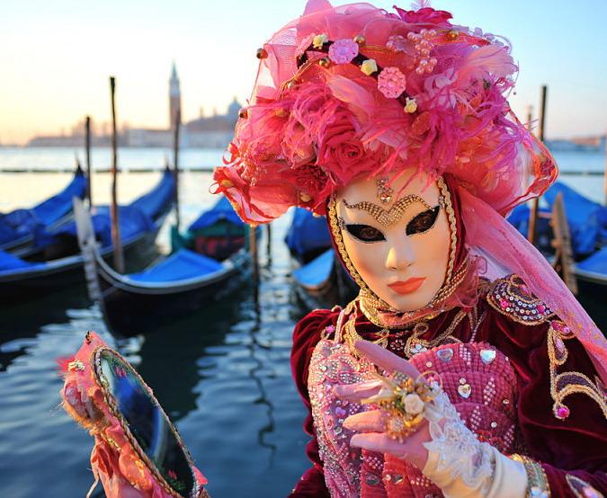 Венецианский карнавал и секс