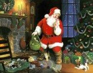 Будни Санта Клауса