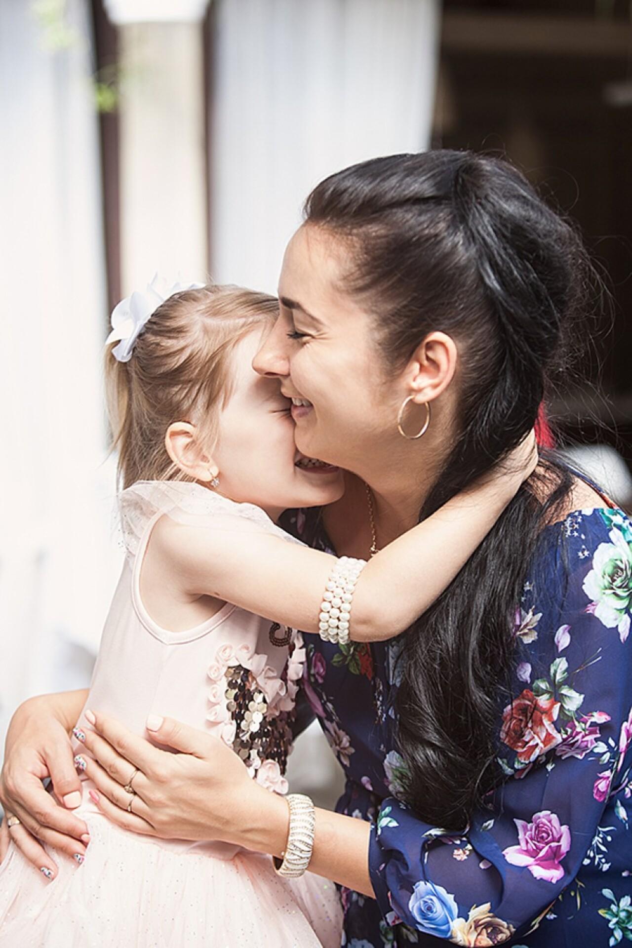 Автор: Abril, Фотозал: Радость материнства,
