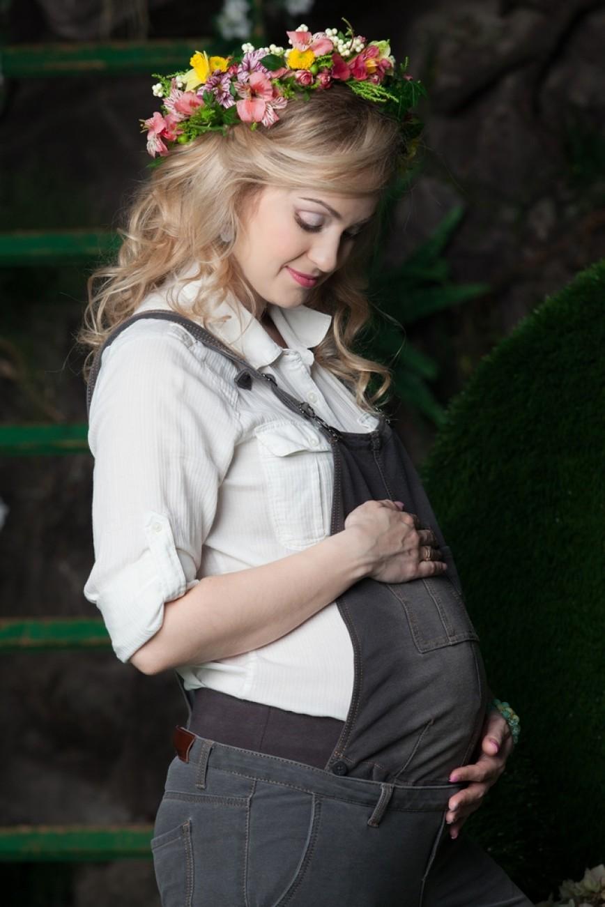 Автор: Abril, Фотозал: Я - беременна,