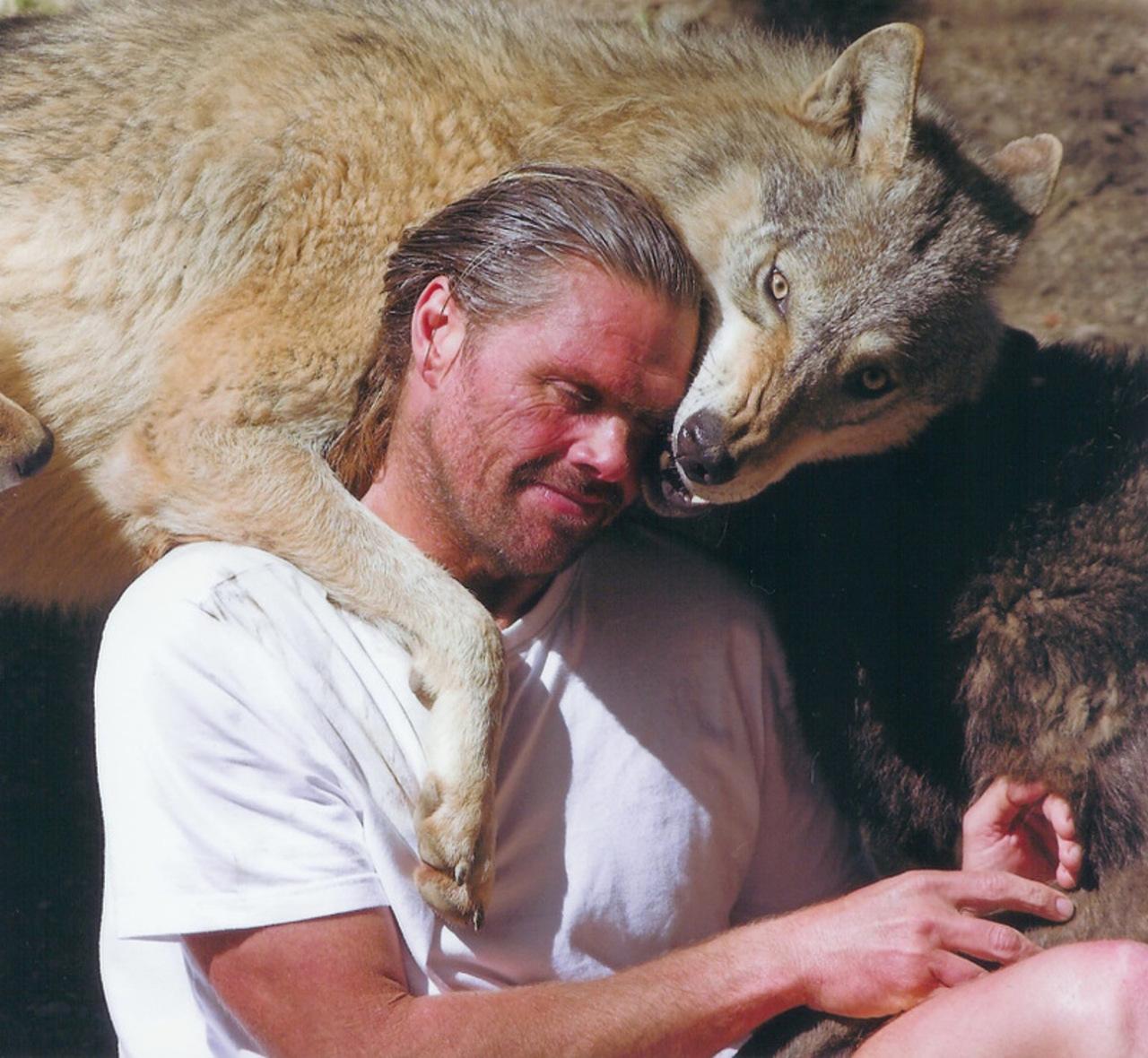 Секс с человеком волком