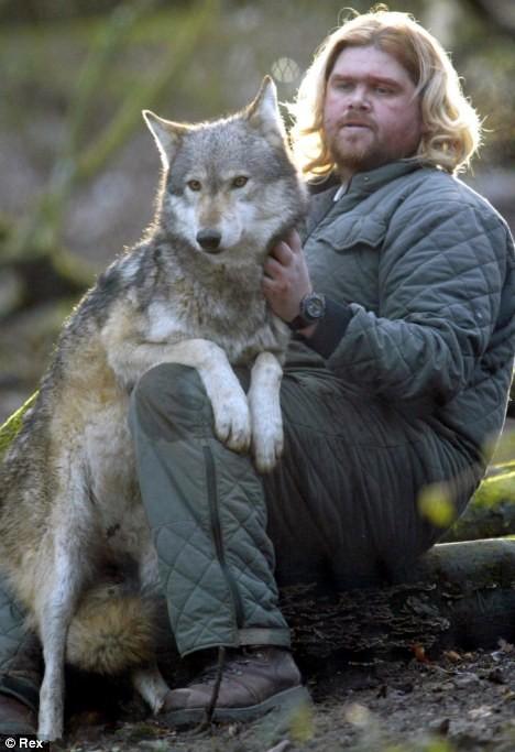 Шон Елліс - людина вовк