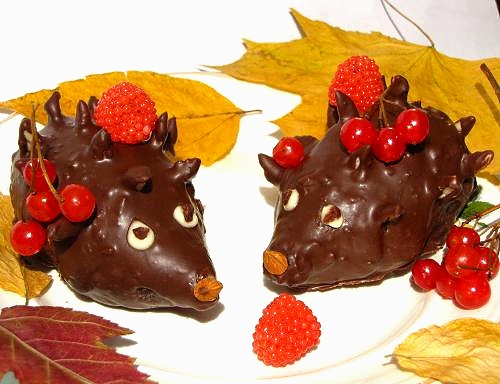 Рецепт печенье ежики через мясорубку