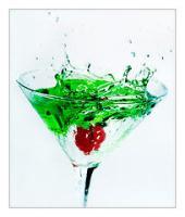 Мое фото Apple Martini