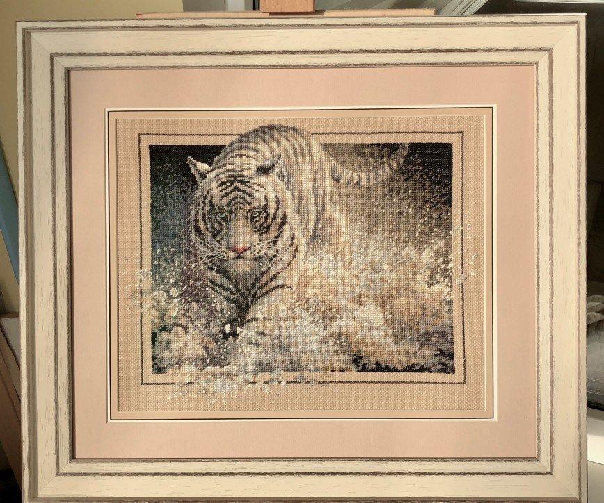 Автор: ОляЧе, Фотозал: Мое хобби, И переоформился тигр