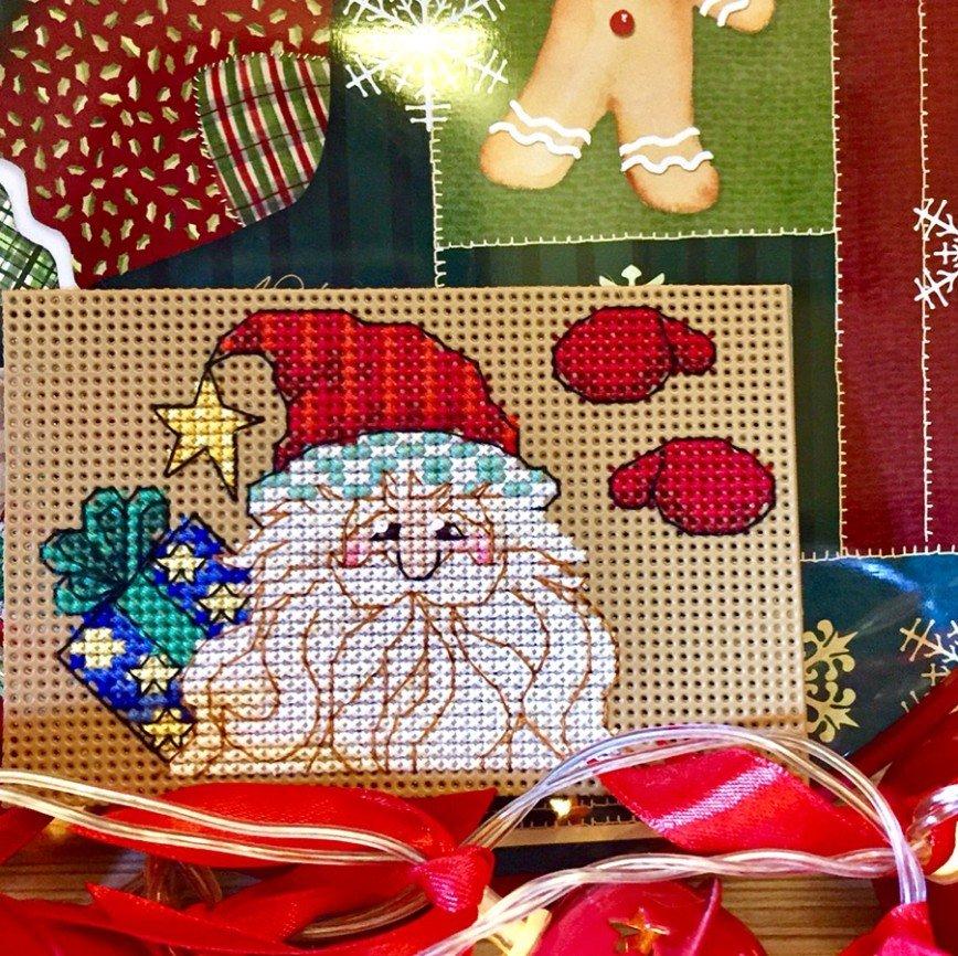 Автор: ОляЧе, Фотозал: Мое хобби, Санта с подарками