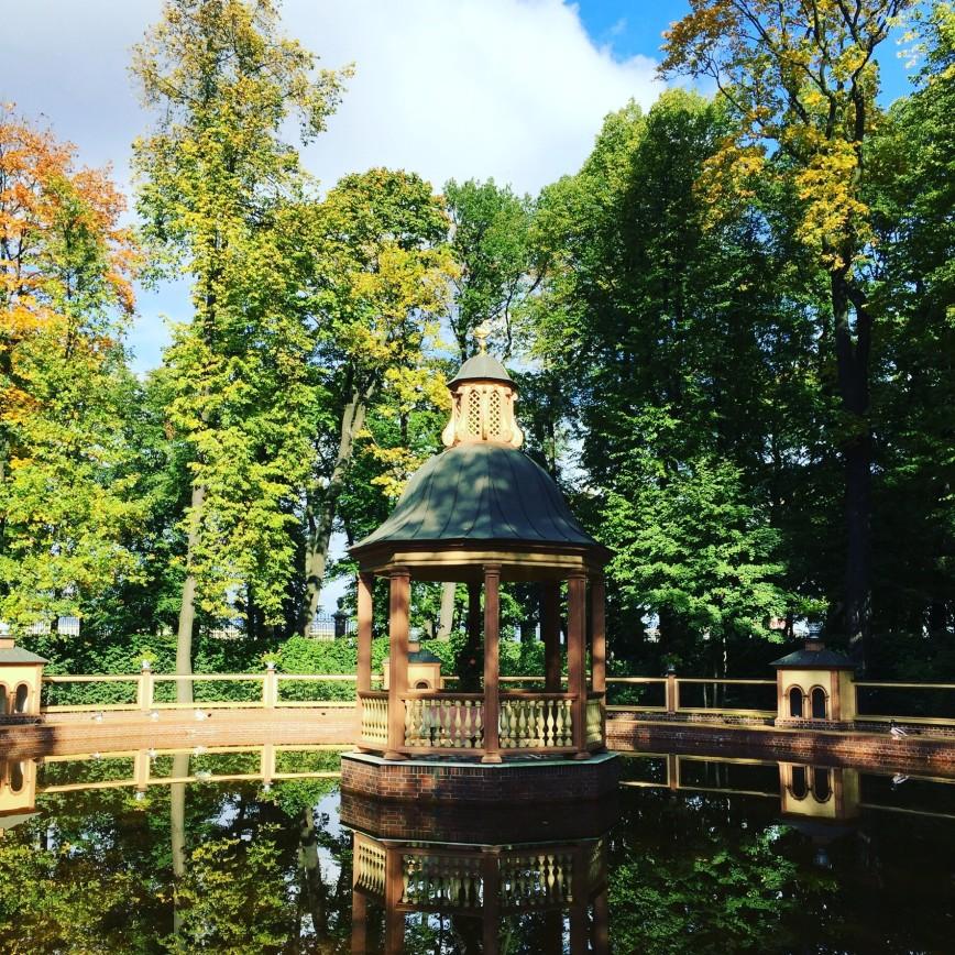 Автор: ОляЧе, Фотозал: Туристические зарисовки, Летний сад