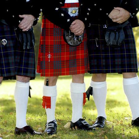 Почему шотландцы ходят в юбке