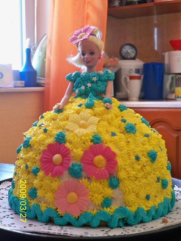 Фото торта для девочки