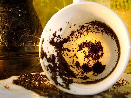 Гадание на кофейной гуще - толкование, обозначения