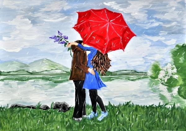 Картинки весны любовь