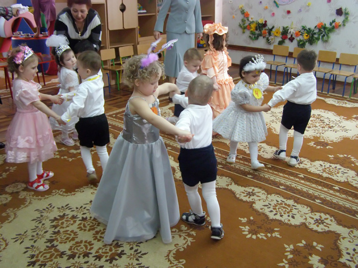 танцуем вальс