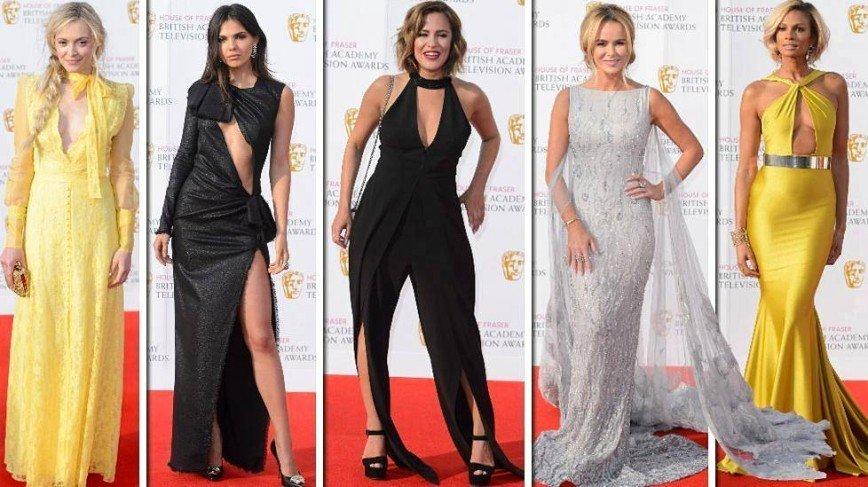 Красная дорожка BAFTA Television Awards 2016