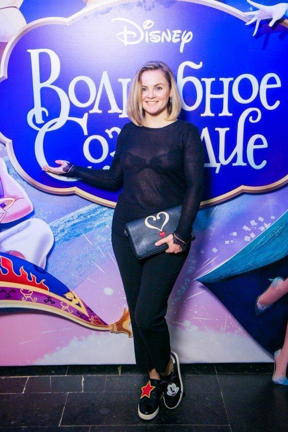 Юлия Проскурякова удивила «голым» нарядом на премьере детского шоу