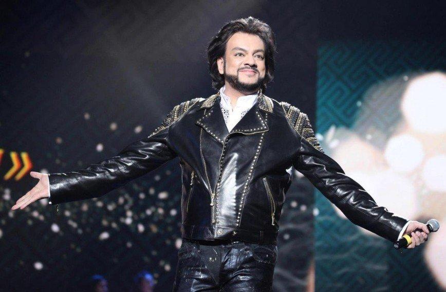 Киркоров опроверг слухи об уходе со сцены