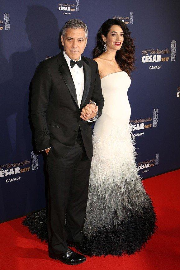 Амаль и Клуни стали родителями