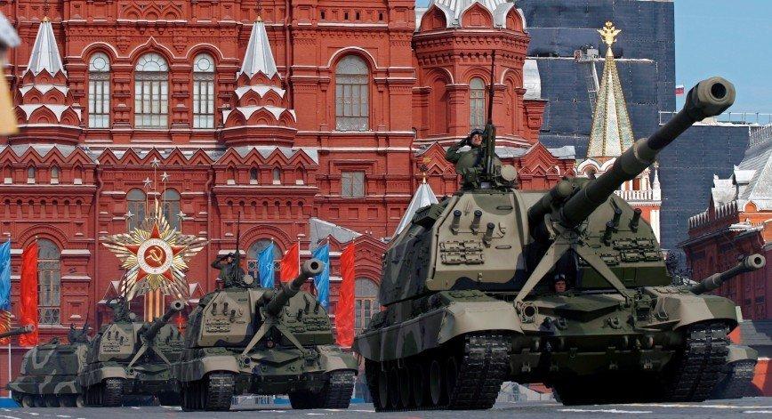 Репетиции парада Победы в Москве можно будет посмотреть онлайн с 36 городских камер