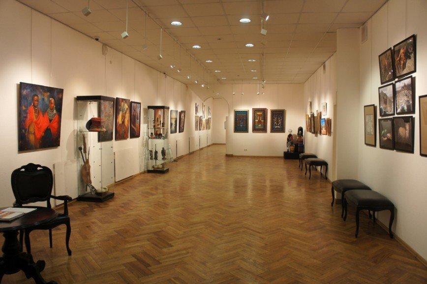 Ночь музеев 2016