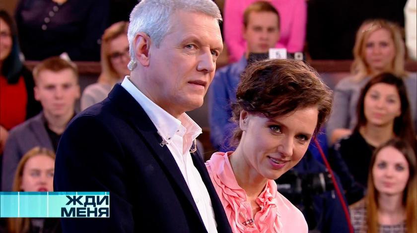 Юлия Высоцкая и Сергей Шакуров встанут у руля программы «Жди Меня»