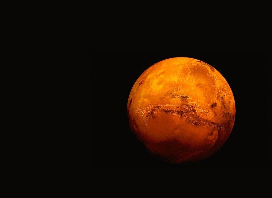 Московский планетарий приглашает на «Ночь с Марсом»