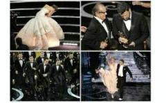 Избранные моменты из церемонии вручения Оскар-2013