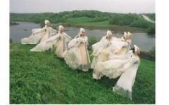 Фестиваль славянского искусства в Коломенском