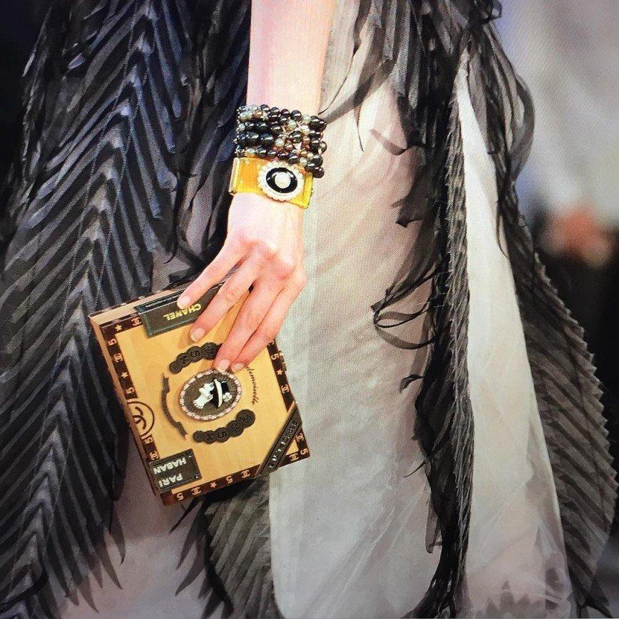 На Кубе прошел модный показ Chanel