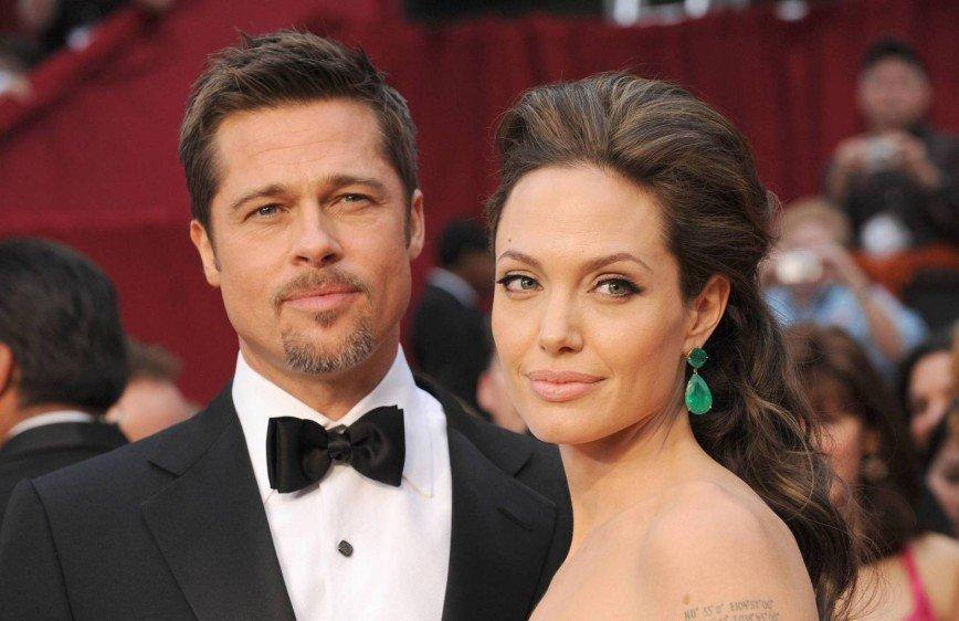 Анджелина Джоли и Брэд Питт снова на грани развода