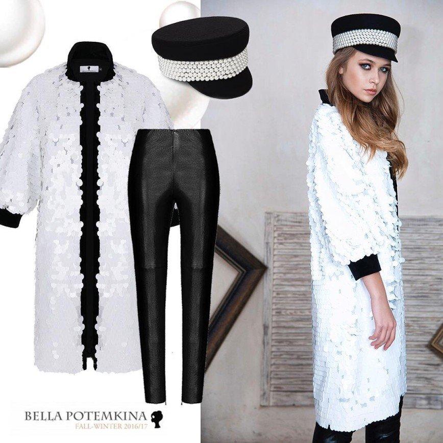 Дочь Веры Брежневой стала лицом московского бренда Bella Potemkina