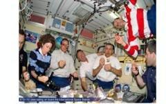 Эволюция космической еды от NASA