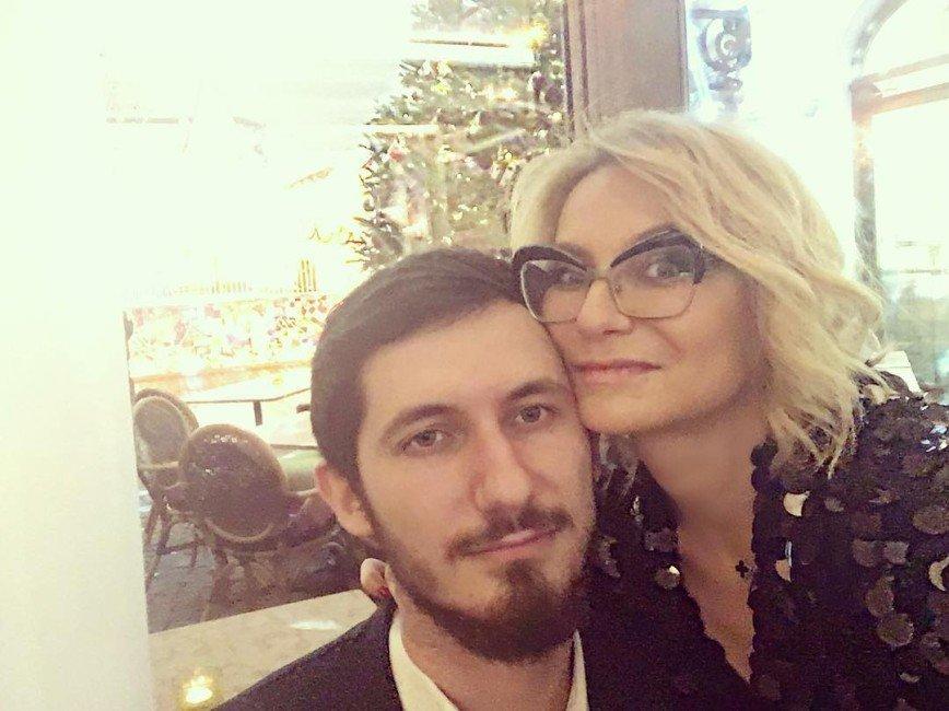 Эвелина Хромченко показала свою радость