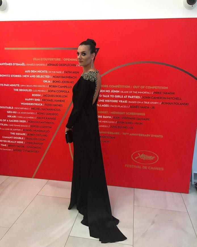 Елена Исинбаева покорила Канны