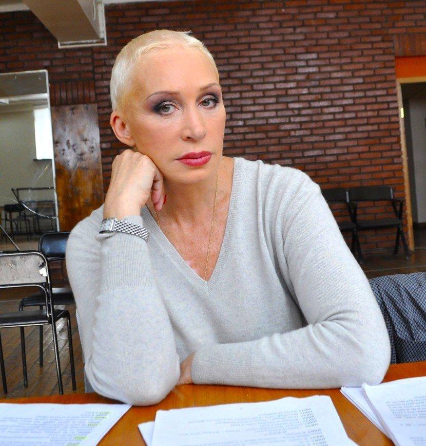 Татьяна Васильева показала процесс омоложения