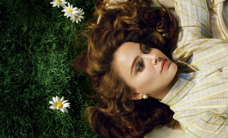 Натали Портман - Джеки Кеннеди  на обложке New York Magazine