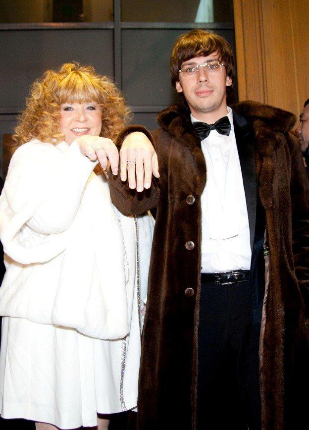 Пугачева и Галкин готовятся к деревянной свадьбе