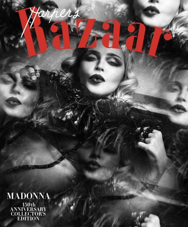 Мадонна, Амаль Клуни и Мишель Обама признаны самыми стильными женщинами мира: Рейтинг был составлен впервые, основываясь лишь на личных предпочтениях 32-х редакций Harper's Bazaar по всему миру и в него вошли