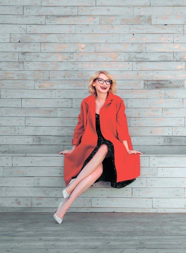 Эвелина Хромченко научит, как найти себя в моде
