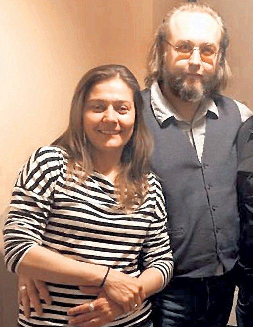 """43-летняя Мария Голубкина собралась замуж за сына """"Шерлока Холмса"""""""