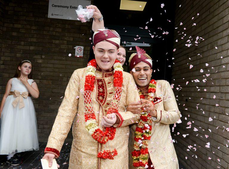 Первый однополый брак между мусульманами заключен в Великобритании