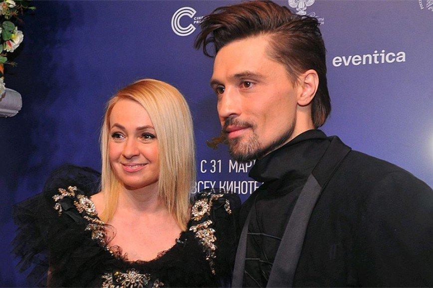 Яна Рудковская не пригласила Диму Билана на венчание