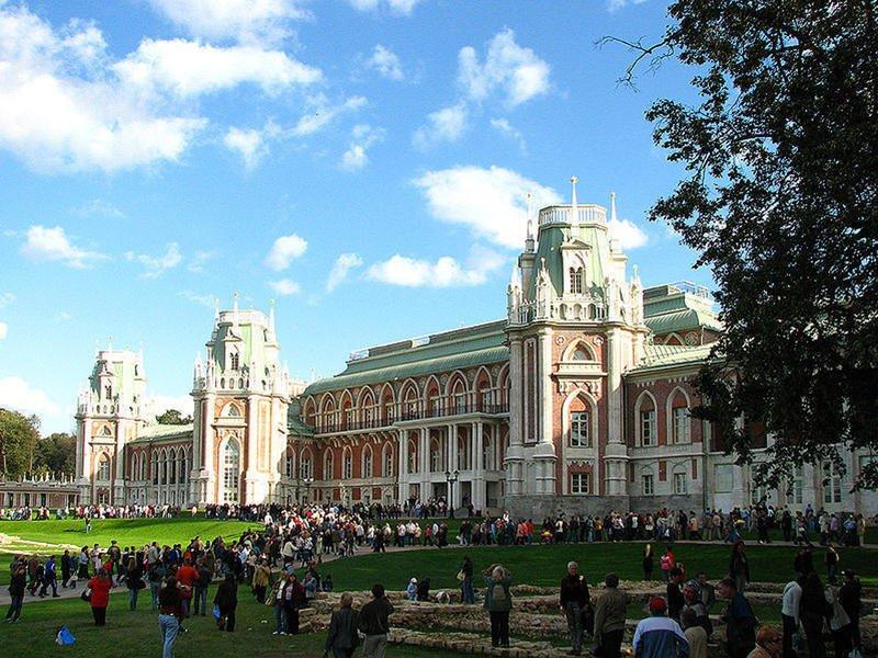 Рейтинг самых популярных московских музеев в 2015 году
