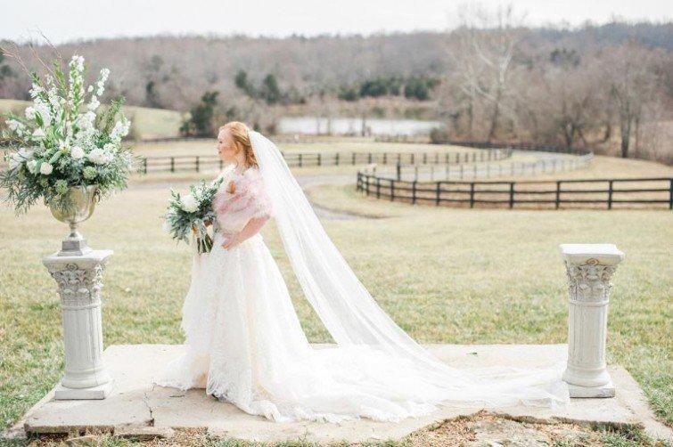 Модель с синдромом Дауна снялась в свадебной фотосессии