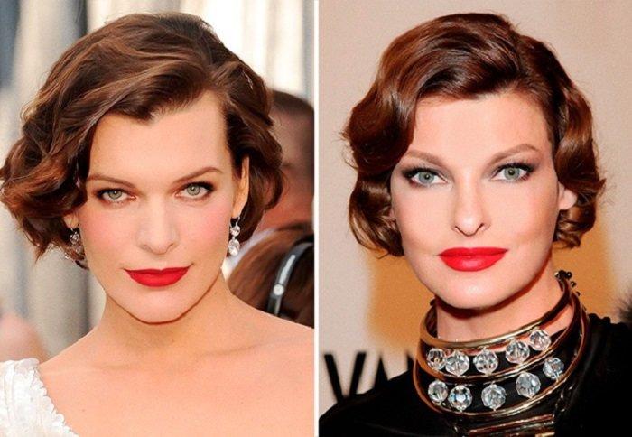 15 фотографий знаменитостей, которые очень похожи друг на друга