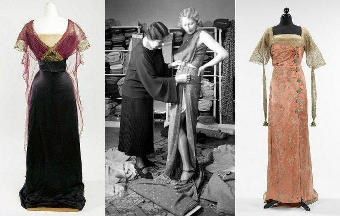 Что носили богатые и знаменитые 100 лет назад
