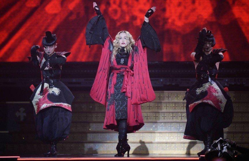 Мадонна призвала веселиться назло террористам